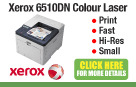 Xerox Phaser 6510DN Colour Laser Printer