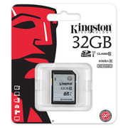 Kingston 32GB SDHC Class 10 G2 SD10VG2/32GB SDS/32GB