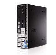 Dell Optiplex 780 USFF PC C2D E8600 3.3GHz 4GB 250GB DVD Windows 10 Professional