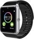 Polaroid TimeZero Touch Screen 2G Smart Watch for iPhone & Android - Black